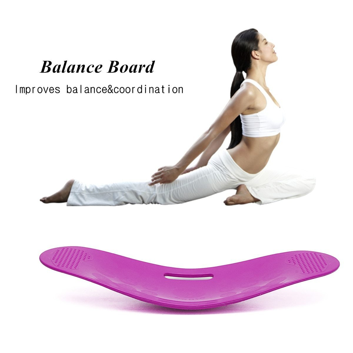 ABS Twisting Fitness Balance Board