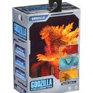 Burning Godzilla Action Figure