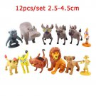 The Lion King All Characters Toys