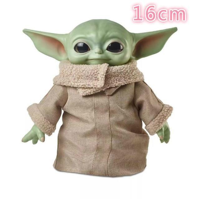Star Wars Glow Yoda Baby Action Figure