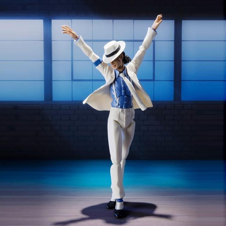 Michael Jackson Smooth Criminal Action Figure