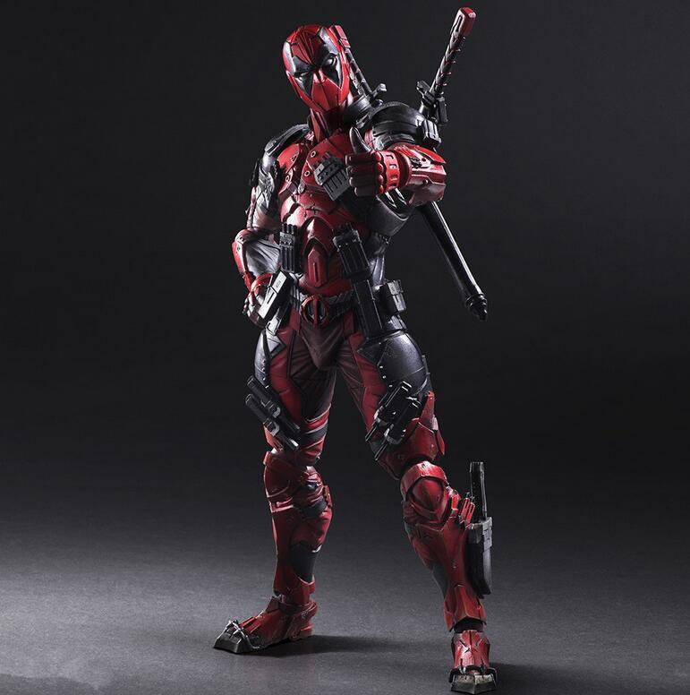 Marvel Deadpool Original PVC Action Figure