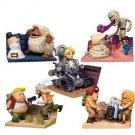 Metal Slug Game Collectible Action Figures 5Pcs