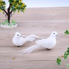 Artificial White Pigeon