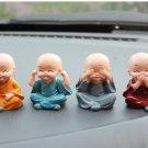 The Little Monk 4Pcs