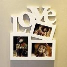 Love Letter Family Photo Frame