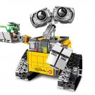 Building Blocks Well E Robot