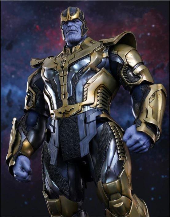 Marvel Thanos In Avengers Action Figure 36cm