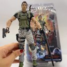 Resident Evil Chris Redfield Action Figure 18cm
