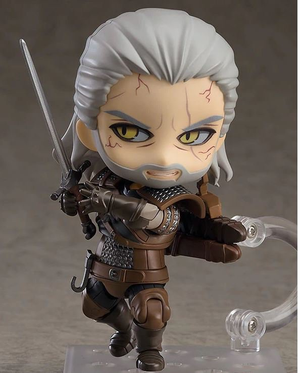 Geralt Of Rivia Action Figure