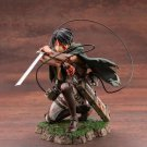 Attack On Titan Artfx J Levi Action Figure 28cm