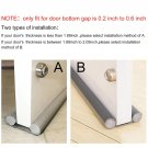 Door Soundproof Guard Sealing Strip