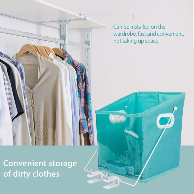 Foldable Storage Box Clothes Container