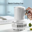 420ml Instant Cooling Cup for Home Office Drinking