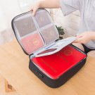 3 Layers Large Capacity Files Organizer For Home Travel Use
