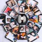 Multilayer Surprise Photo Album Box