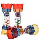 Light Up Bath Toy Rotating Cylinder Flow Observation Cup