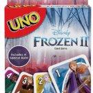 Frozen II Characters Print UNO Game