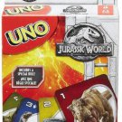 Jurassic World Dinosaurs Print UNO Game