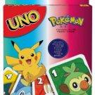 Pokemons Print UNO Game