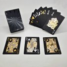 Texas Holdem Waterproof Plastic Playing Card Game