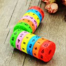 6Pcs Educational Magnetic Math Numbers Puzzle