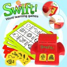 Kids Swift Bingo Educational Board Game