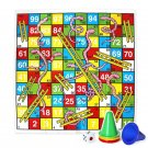 Ludo Snakes and Ladders Giant Board Game