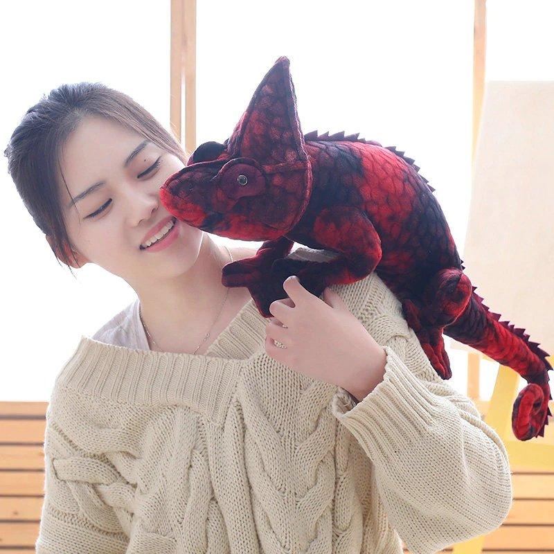 Chameleon Plush Toy 100cm