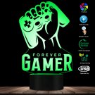 Forever Gamer LED Table Lamp