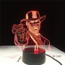 Red Dead Redemption 2 LED Table Lamp