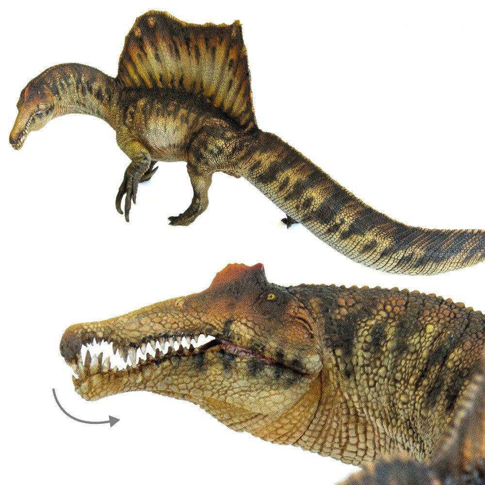 Spinosaurus Spiny Dragon Dinosaur Action Figure