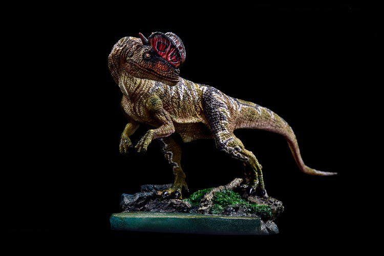 Dilophosaurus Dinosaur Action Figure
