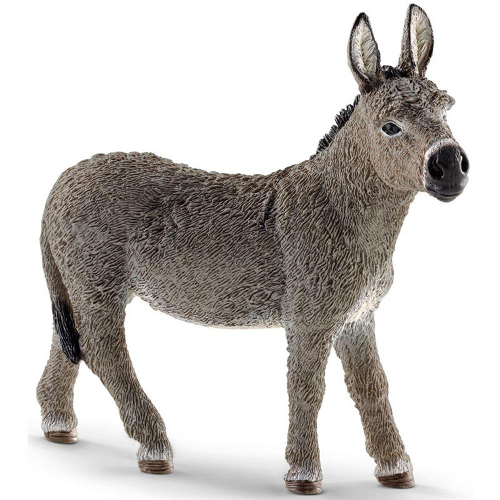 3.7inch Donkey Figurine