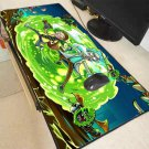 Rick and Morty RGB 400X900X4MM Mouse Pad
