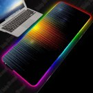 Abstract Designs RGB 350X900X4MM Mouse Pad