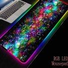 Colorful Bubbles RGB 400X900X4MM Mouse Pad