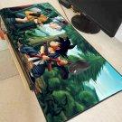 Dragon Ball Goku Sun 900X400CM Mouse Pad
