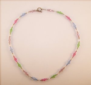 Swarovski Rainbow Necklace