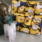 Kids Minions Pouch with Crystals