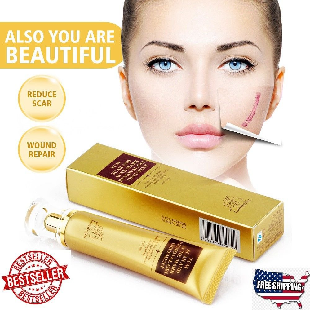 TCM Scar and Acne Mark Removal Gel -SHIPPING FROM US WAREHOUSE!