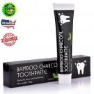 Bamboo Charcoal Toothpaste Teeth Whitening Oral Dental Hygiene Natural Essence