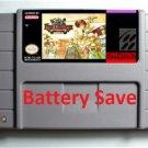 Fire Emblem:Thracia 776- Super Nintendo SNES Cartridge Battery Save US Version