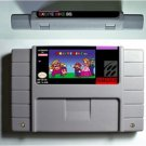 BS Excitebike Nintendo SNES 16 bit NTSC Game Cartridge Card USA Version English