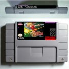The Legend of Zelda-Parallel Worlds Super Nintendo SNES Battery Save US Version