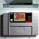 The Legend of Zelda-A Link To The Past Nintendo SNES Battery Save US Version New