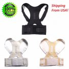Flex Pro Posture-corrective Therapy Back Brace For Men & Women US Shipping New