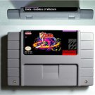 Zelda Goddess of Wisdome SNES Super Nintendo 16 Bit NTSC Video Game USA Version