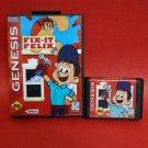 Fix It Felix Jr 16 bit MD Video Game Cartridge Card Mega Sega Genesis With Box