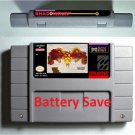 Shadowrun Super Nintendo SNES 16 Bit RPG Game Battery Save US Version New